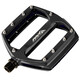 Red Cycling Products Flat Pedal AL schwarz